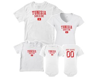 quality design 17690 5a20c Soccer tunisia | Etsy