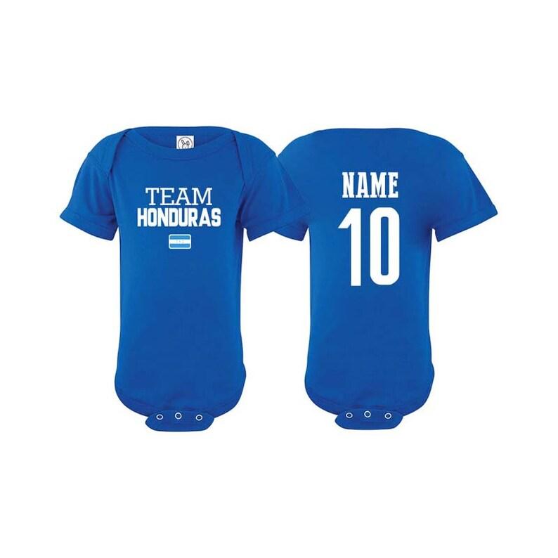 3dcc88038 Team Honduras T shirt matching t-shirt set Soccer football