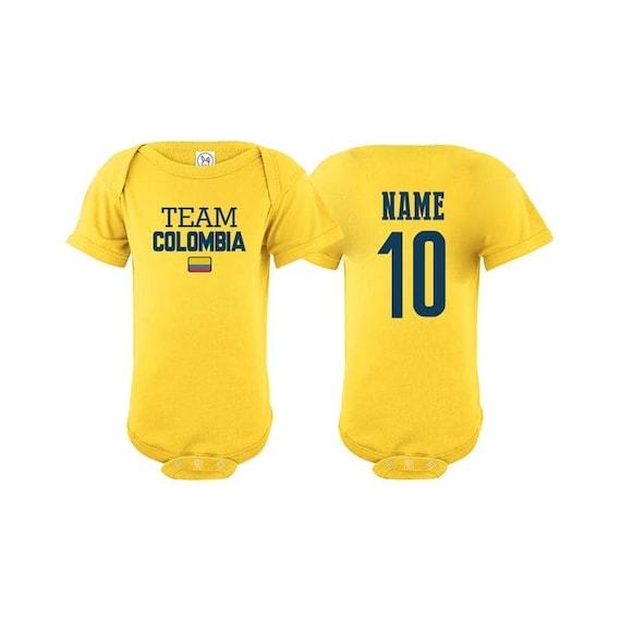 Soccer Futbol COLOMBIA Baby Jersey