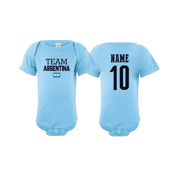 Country of Mexico Custom Personalized Name /& Number Infant or Toddler T-shirt