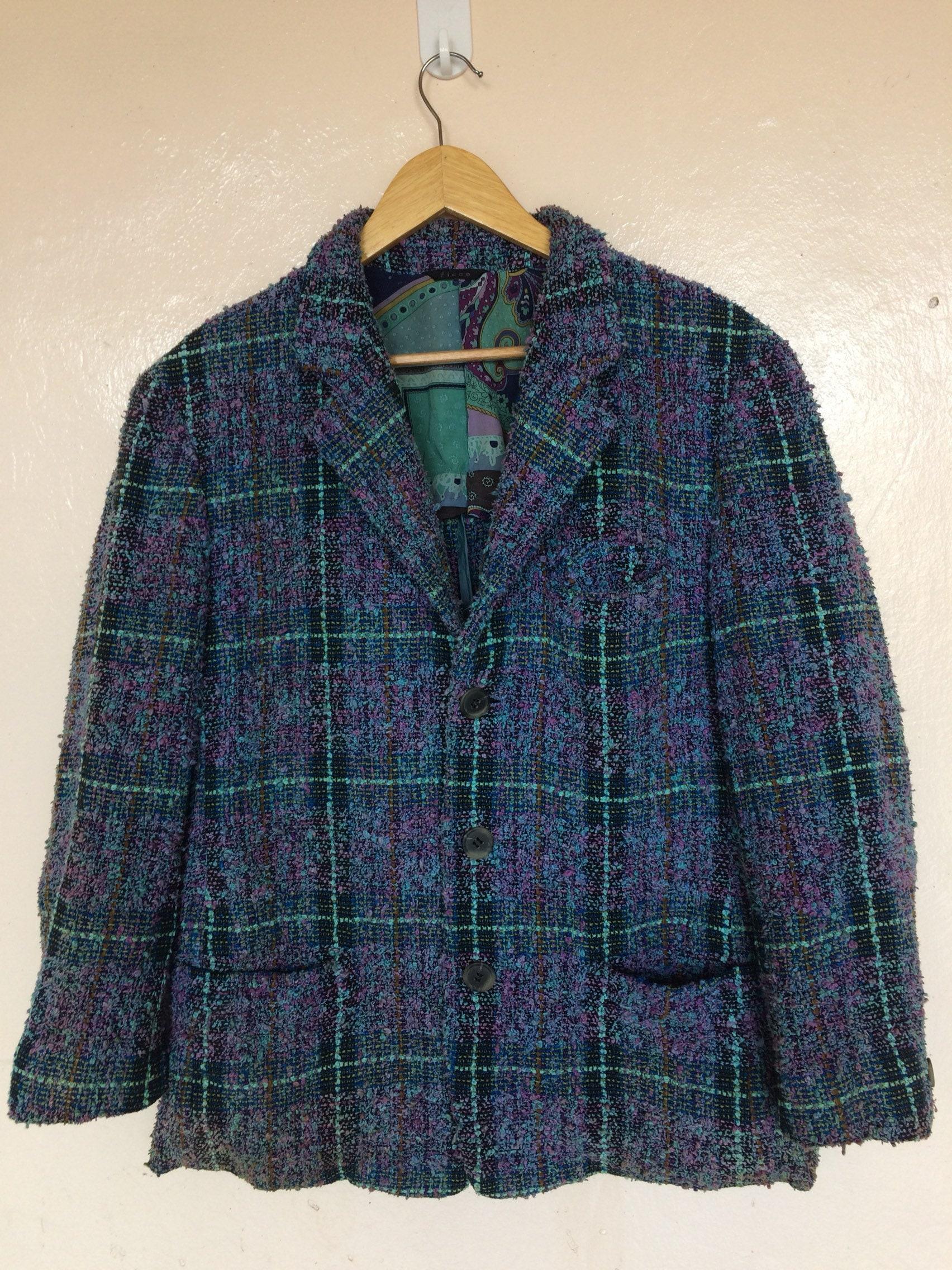 Yoshiyuki Konishi manteau japonais Design Designer joli Design japonais  vintage en provenance du Japon 51b610 43894b7ba62