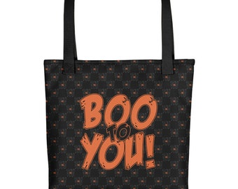 Not So Scary (Tote)