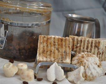 Cafe Au Latte Bar Soap