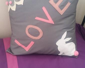 Mandala Love Cushion