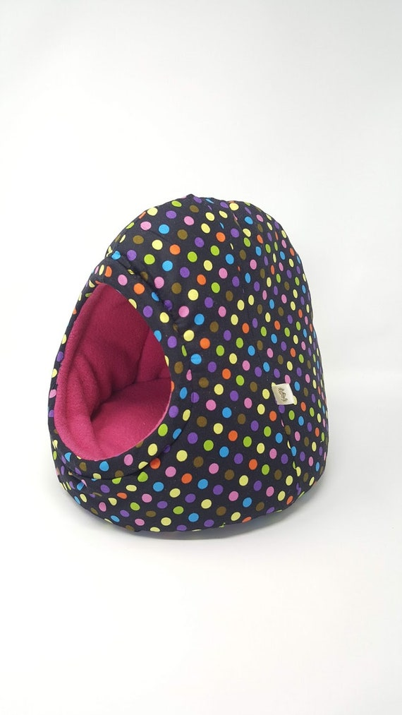 Phenomenal Hoodie Hut Guinea Pig Small Pets Bedding Cotton And Fleece Bedding U Haul Padding Comes With Removable Wee Pad Bralicious Painted Fabric Chair Ideas Braliciousco