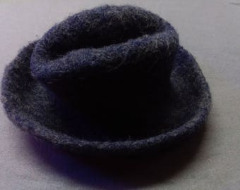 Felted Wool Children's Hat