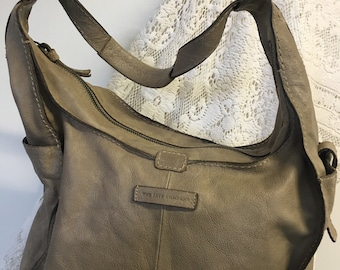 FRYE Soft Leather Handbag - Vintage Style