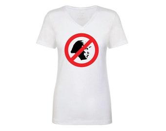 Anti Trump Shirt - Anti-Trump T-Shirt - Resistance Shirt - Not My President Top - Impeach Trump - Dump Trump - Blue Wave