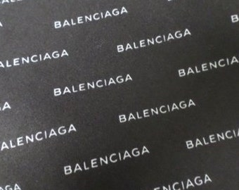 e3362705c853 Balencia Inspired Designer Print Spandex Fabric By The Yard