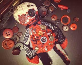 Noelle - Handmade voodoo doll