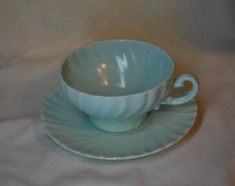 Coronado Aqua cup & saucer set