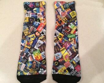 Musical Theater Socks