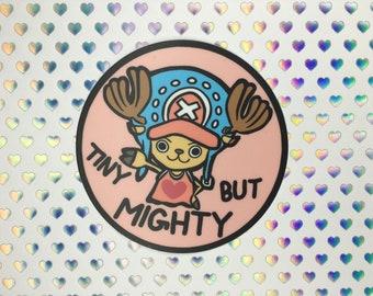 Tiny But Mighty Sticker