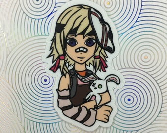 Tiny Tina Sticker