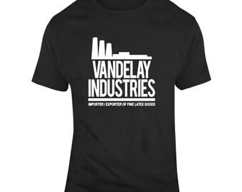 Seinfeld George Kramer Vandelay Industries Tv Show Fan T Shirt