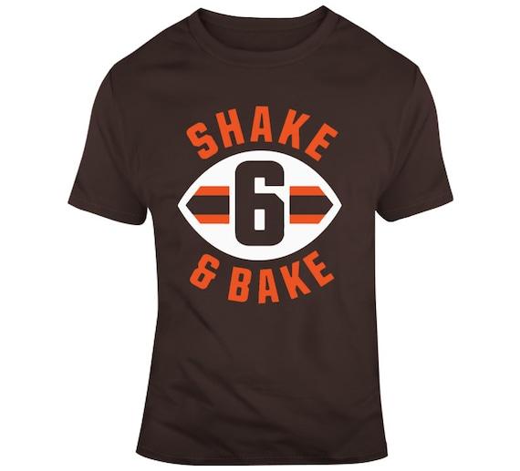 Shake And Bake Baker Mayfield T Shirt  e166c1cb4