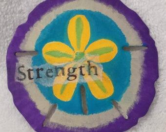 Sand Dollar: Strength