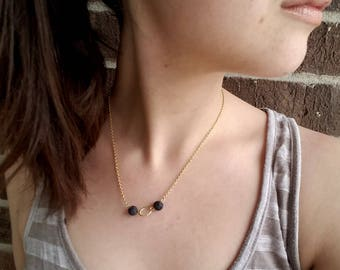 Balanced Diffuser Necklace