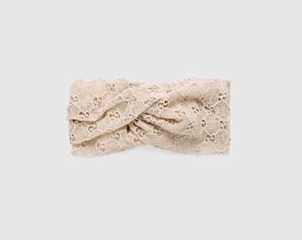 GG macrame headband