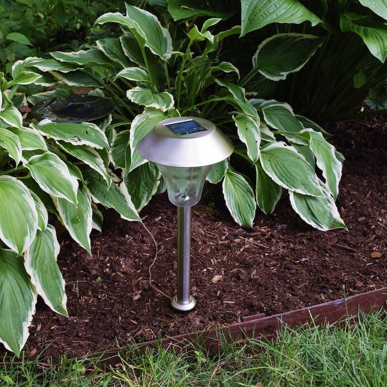 Ombre lumière solaire terrasse ou jardin Corona lanterne / / | Etsy