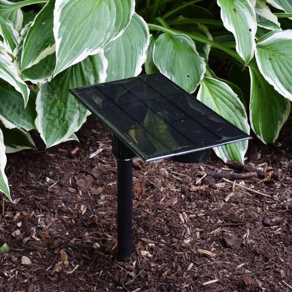 Ombre lumière solaire voie ou le jardin Patio bord lanterne   Etsy