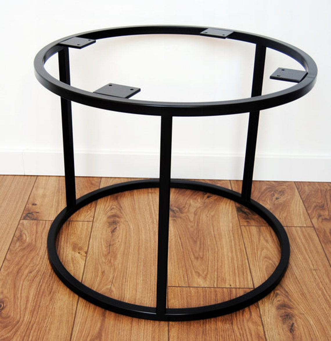 round coffee steel table base , table legs, metal table legs, coffe table legs, industrial table base, tischbeine, base per il tavolo
