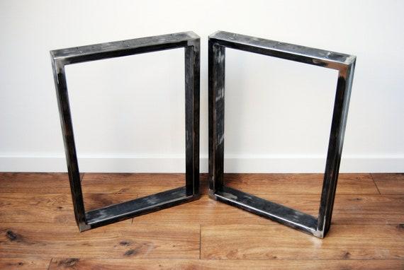 base per tavolo gambe tavolo gambe tavolo in metallo gambe | Etsy