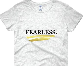 Fearless Women's short sleeve t-shirt