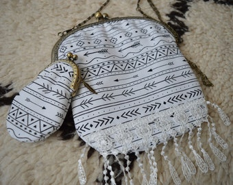 50% SALE Handmade Chic Boho Bag (SSBAG018)