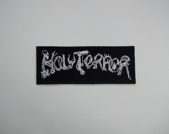 Holy Terror patch