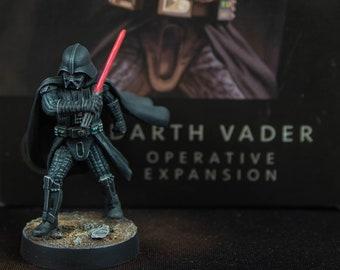Star Wars Legion: Darth Vader Operative, 1 painted miniature