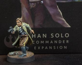 Star Wars Legion: Han Solo, 1 painted miniature
