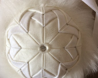 bridal gift, wedding, friendship ball, Somerset Patch keepsake