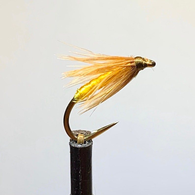 Trout Flies Soft Hackle Wet Fly Fly Fishing Flies