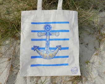 Tote Bag customized by hand