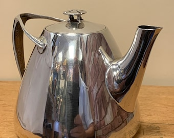 Archibald Knox Cymric Liberty and co teapot 1902