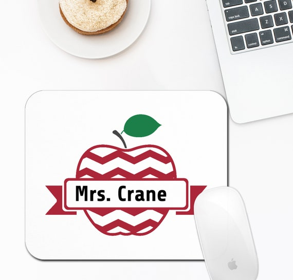 Free Personalizing! Teacher Mouse Pad