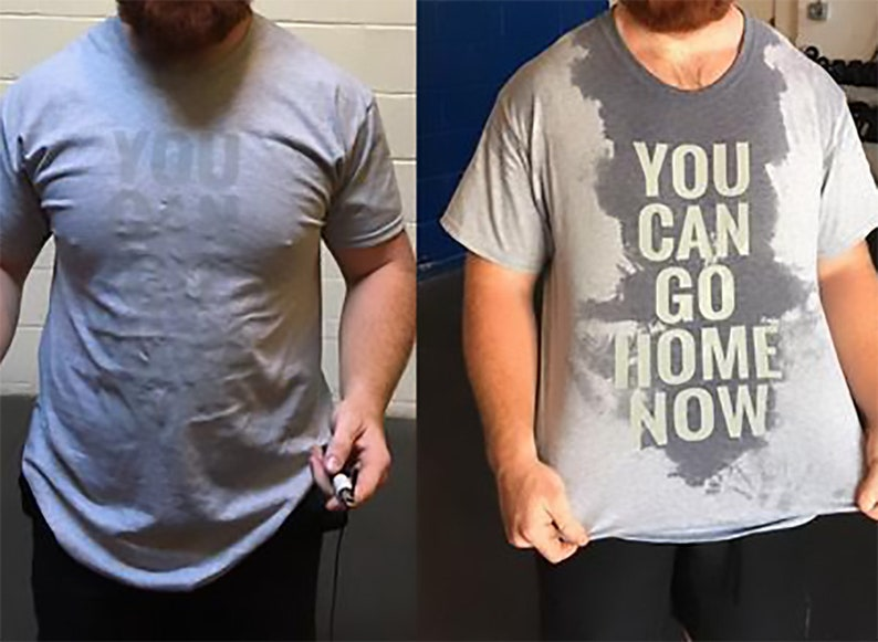 a2b7e85a You can go home now workout motivational shirt for fitness | Etsy