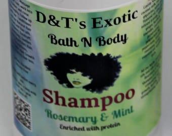 Rosemary & Mint Shampoo
