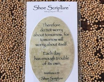 Shoe Scripture