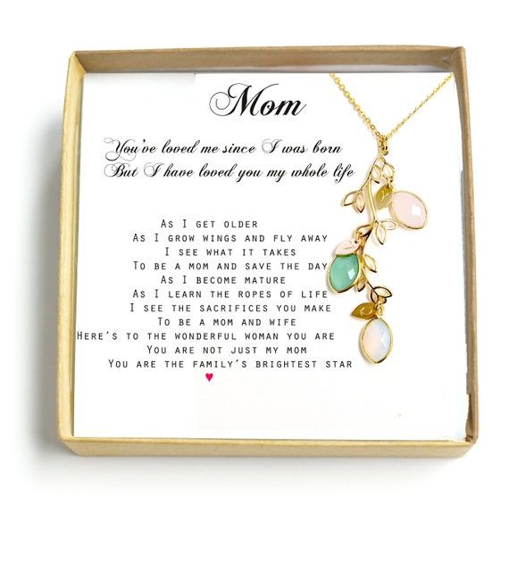 Foreign Language Personalized Necklace Initial Monogram Necklace Mom Bride Gift Wedding Gift Sentimental Gift Baby Announcement