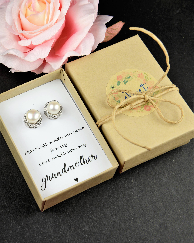 Grandmother Gift Grandmother Wedding Gift Grandmother Of The Groom