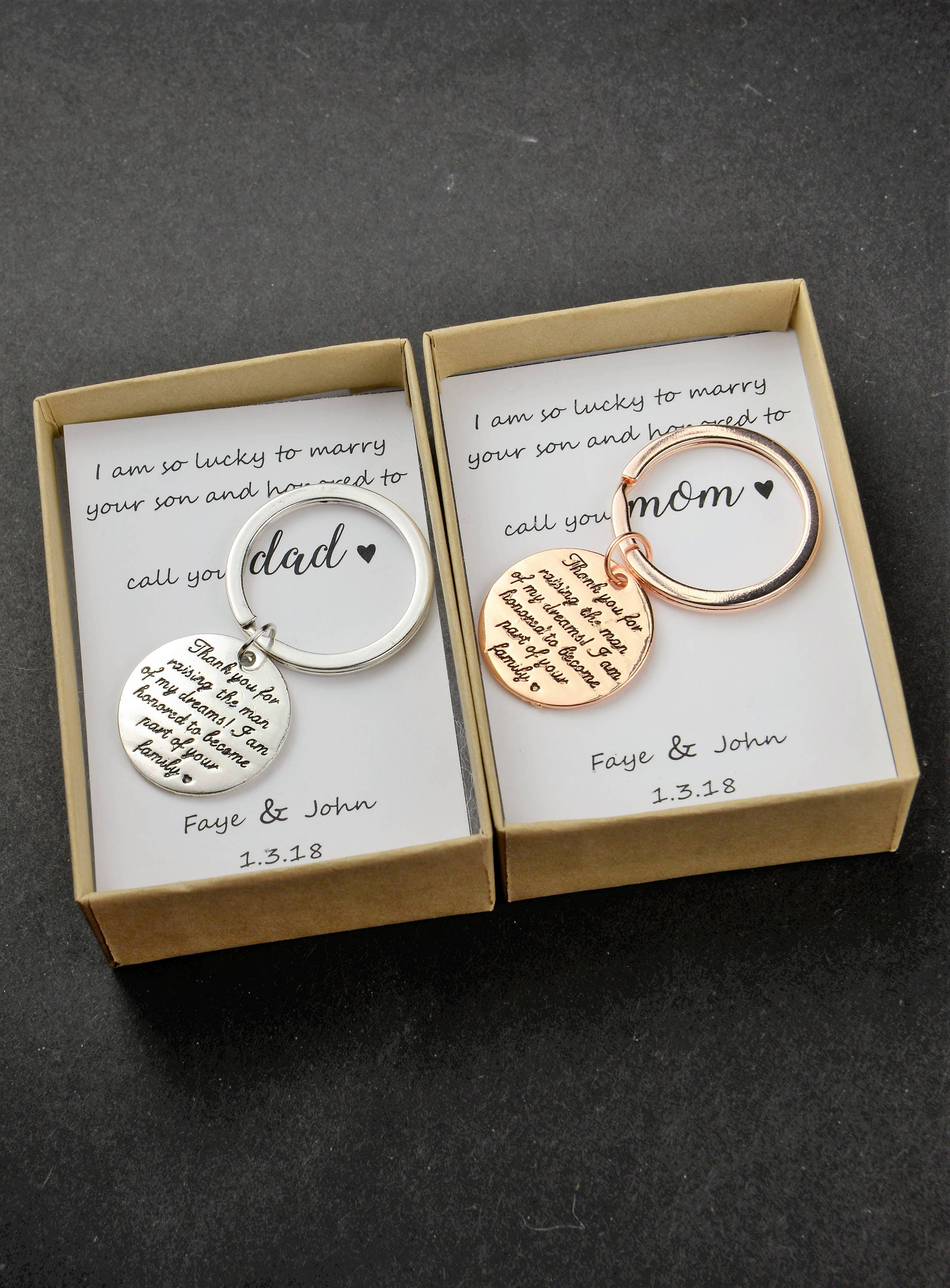 Mother Of The Groom Gift Father Of The Groom Gift Mother In Law Gift