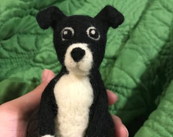 Custom Felted Pet