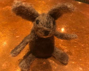 Needed Felted Bunny
