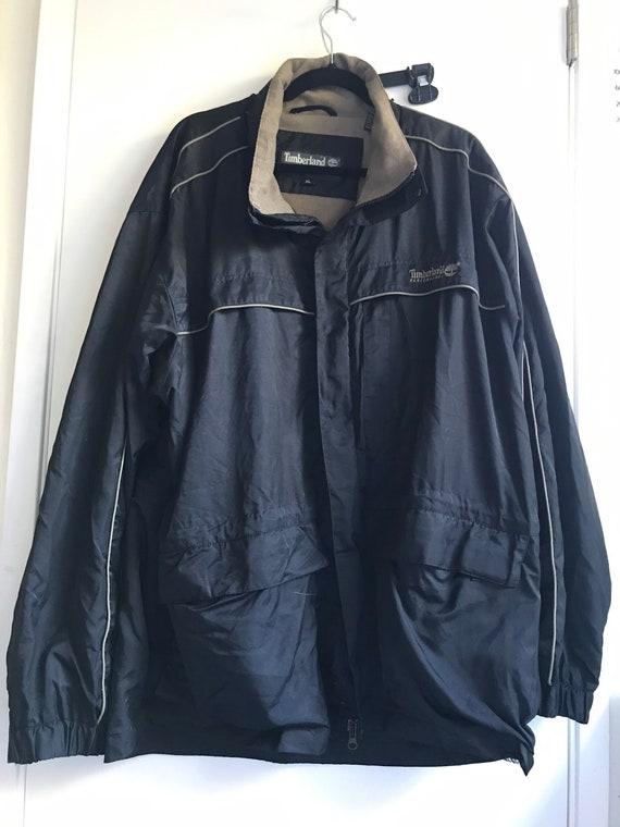 Vintage men's timberland performance jacket