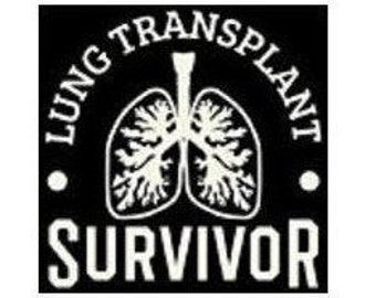 Lung Transplant Decal, Lung Transplant Sticker, Donate Kidney Decal, Kidney Needed, Share Your Spare, Organ Donation Decal,
