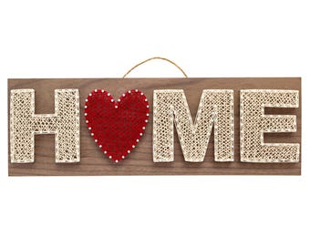 HOME String Art Kit