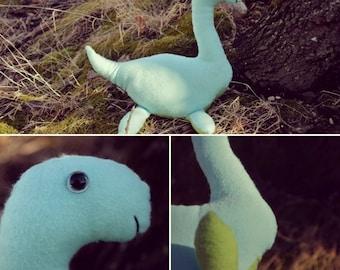 "Loch Ness Monster ""Nessie"" Plush"