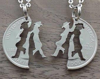 Schmuck Aus Münzenhand Gesägt Aus Verschiedenen Von Muenzsaegerei
